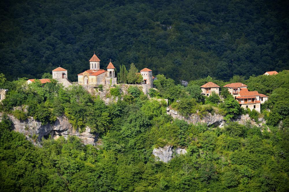 Motsameta Monastery. Tour to Georgia 6 nights 7 days