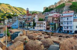 Tbilisi Bath area