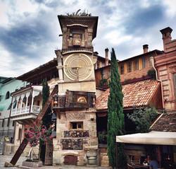 Tbilisi square Tour Tbilisi and Batumi