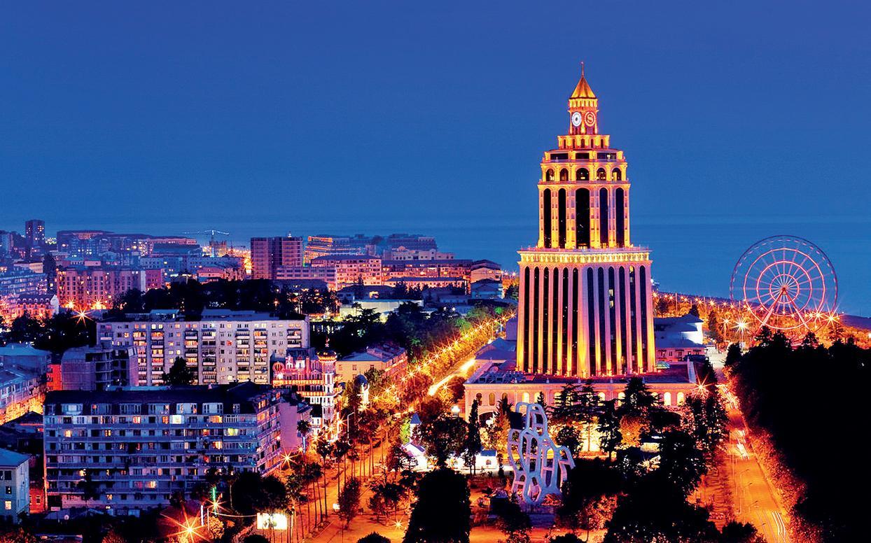 Sheraton Batumi. Tour Tbilisi and Batumi
