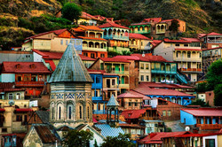 Tbilisi Old Town. tour 3 nights 4 days