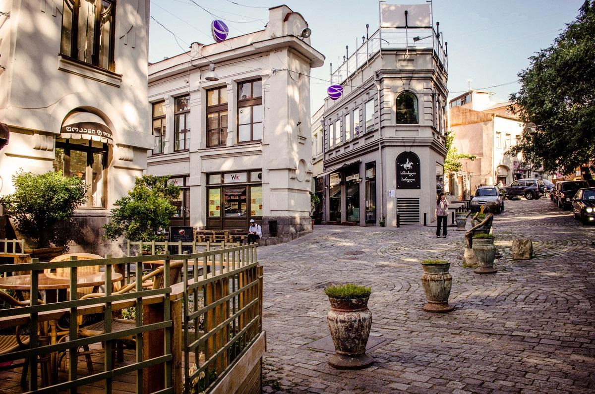 Sharden Street Tbilisi. Tour to Tbilisi 3 nights 4 days