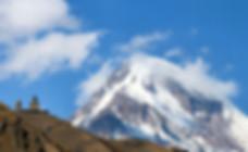 Kazbek Mountain