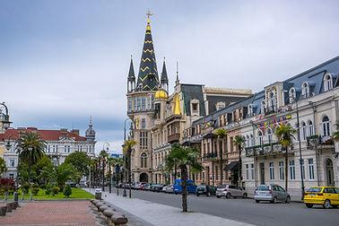 Europe square