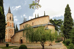 Bodbe monastery Sighnaghi. our to Tbilisi 3 nights 4 days