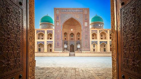 Uzbekistan Bukhara HD Wallpaper.jpg