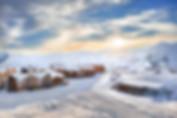 Travel to Georgia in winter