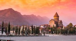 Mtskheta Church. tour 3 nights 4 days