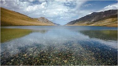 Tobavarchkhili lakes