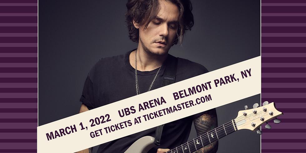 John Mayer at UBS Arena