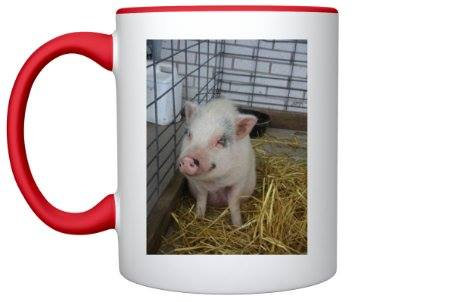 SPR Pig Coffee Mug
