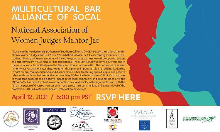 MCBA, national association of women judg