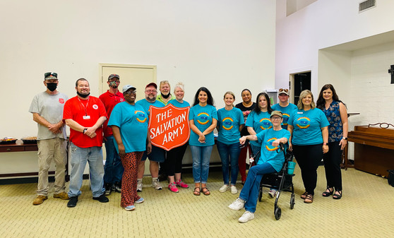 2021 United Way Day of Caring