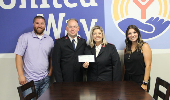A Huge Thank You To The Fort Smith United Way
