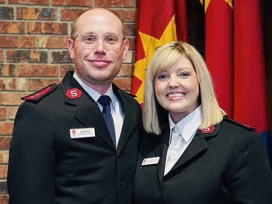 Fort Smith Salvation Army Under New Leadership