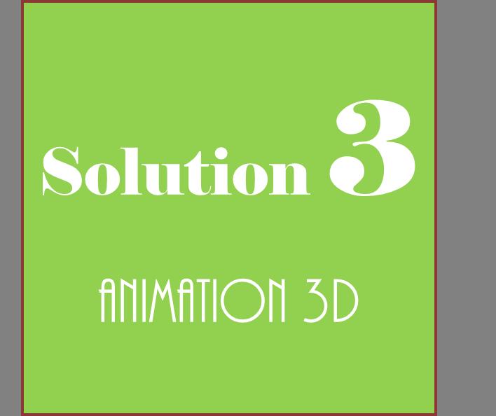 Projet ANIMATION 3D