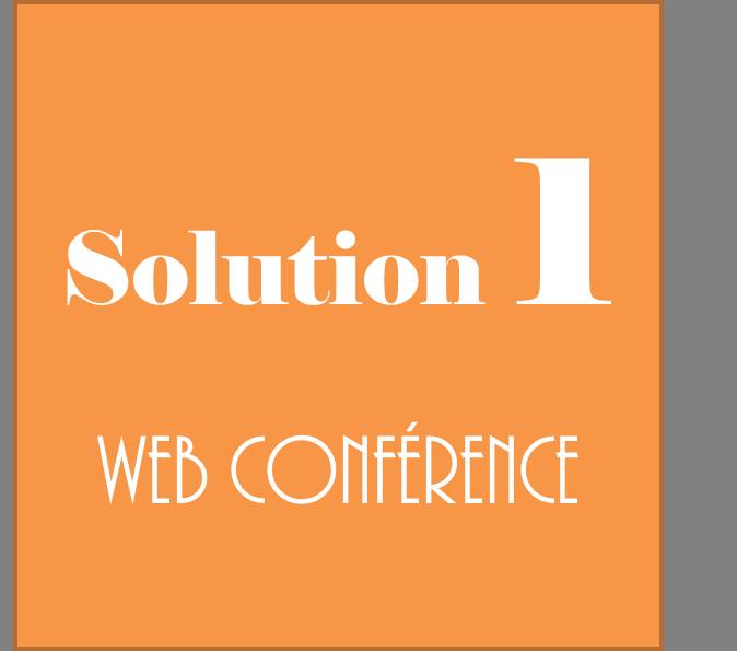 Projet WEB CONFÉRENCE