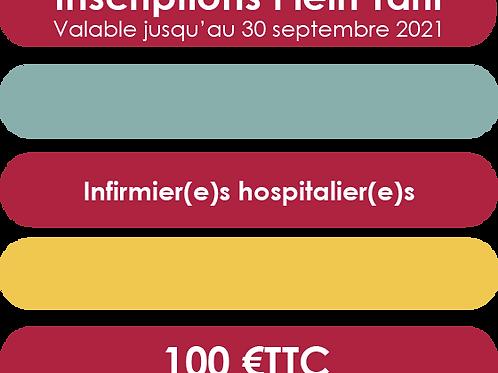 Infirmier(e)s hospitalier(e)s