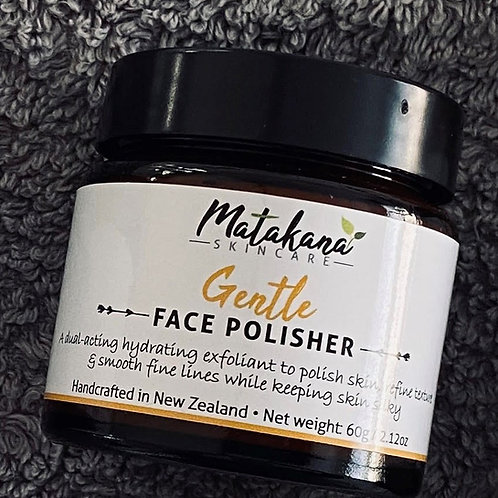 Gentle Face Polisher