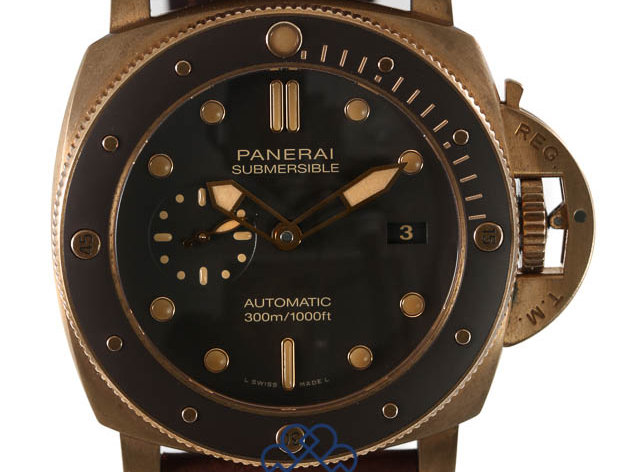 Panerai Submersible Bronzo PAM00968.