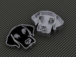 Handmade Labradoor cufflins