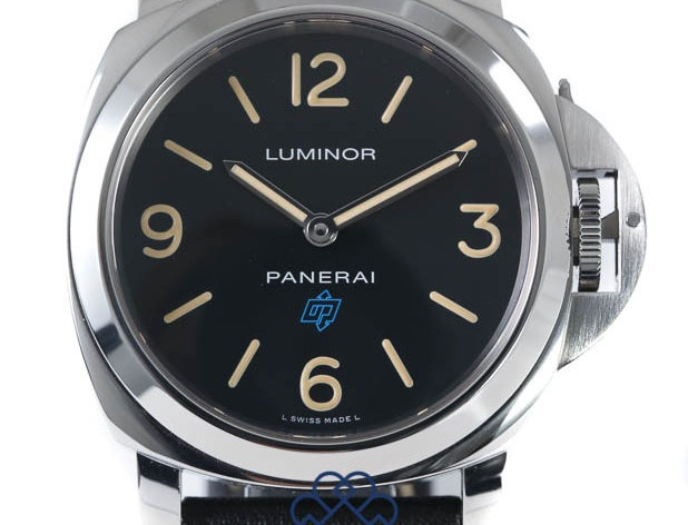 Panerai Luminor Base Logo Acciaio PAM00634 Limited edition of 500