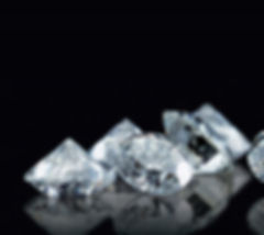 Diamonds and Bespoke Engagement rings from Chris Simpson Designs in Surrey and Hatton Garden