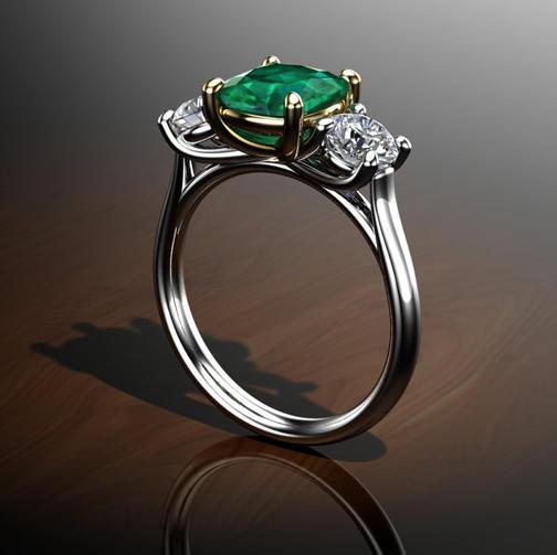 Emerald & Diamond Trilogy