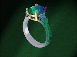 CAD Design For Jeweller in S.A