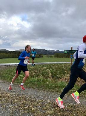 28 deltakere løp vårkarusell på Otterøya!