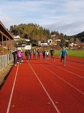 Klart for 2. løp i vårkarusellen, 800m bane 29. april!