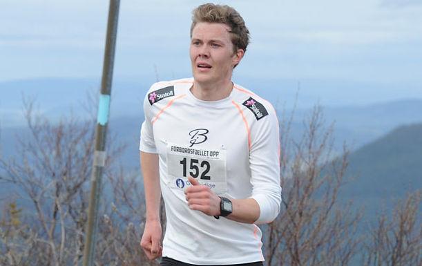 Fjellseterløpet- Sterk 2.plass til Ole Jørgen Bruvoll
