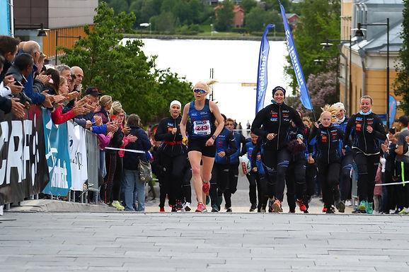 St. Olavsloppet 2019: 2. og 4. plass til damene!