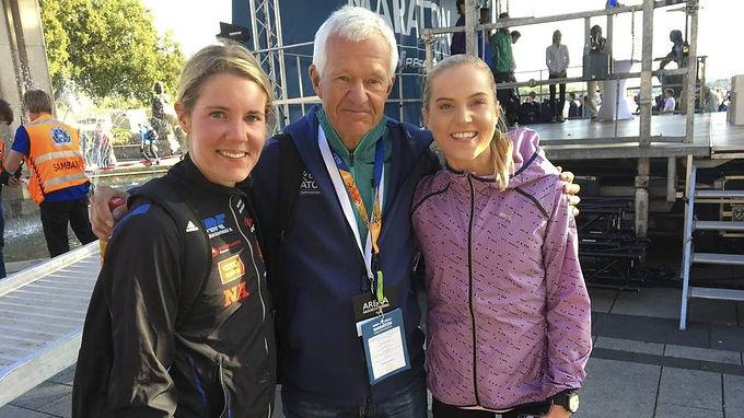 Oslo Maraton 2018- NM gull og flere sterke prestasjoner!