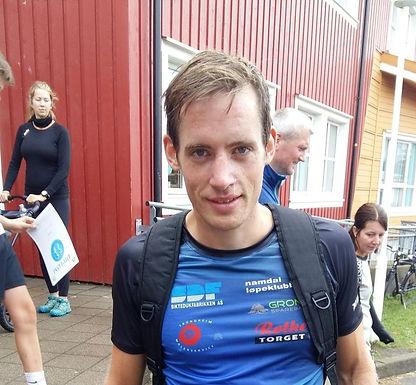 Erik Grimstad satte personlig rekord på 10 km!