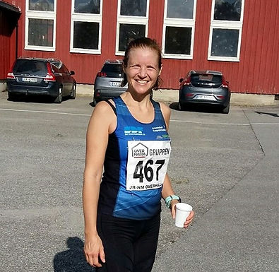 Line Borkmo og Jan Olav Smalås raskest i Skageløpet!
