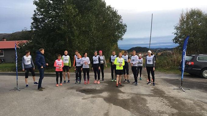 Siste løp i høstkarusellen arrangeres onsdag 2. oktober!