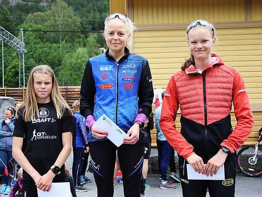 Norges raskeste 5 km