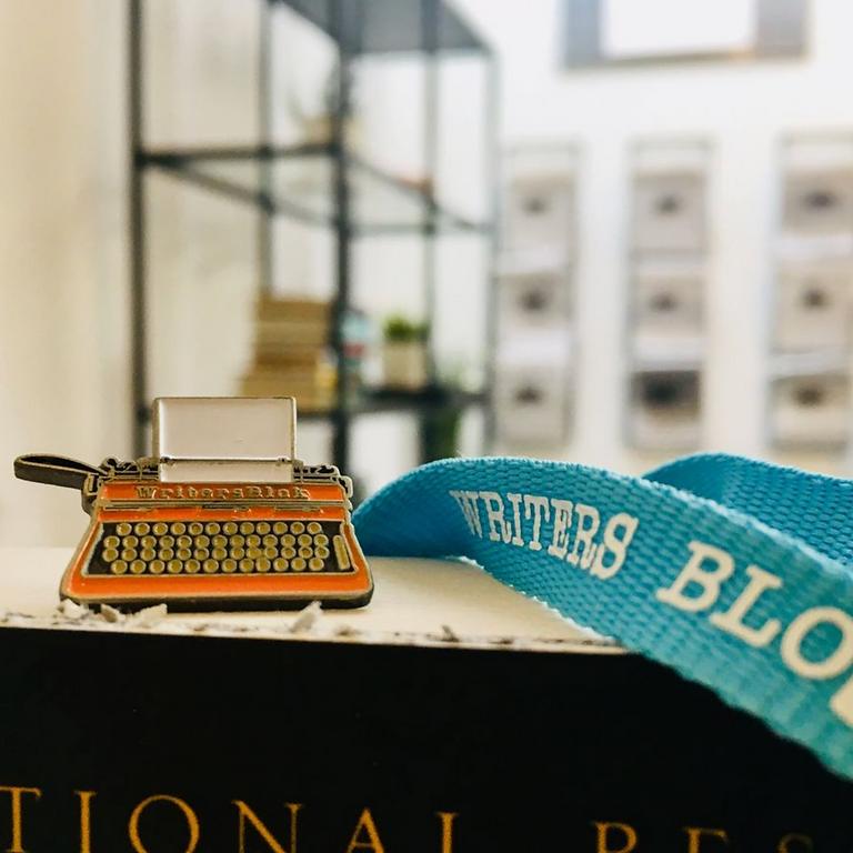 Writers' Blok Sprint