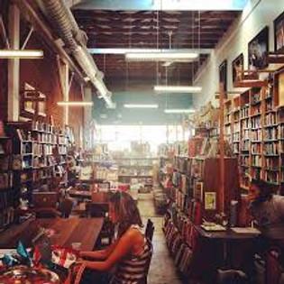 Book Talk at Stories LA