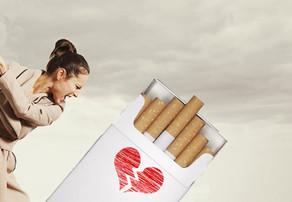 Cigarette = Dépendance, oui mais laquelle ?