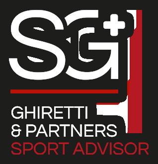 Logo SG+ Ghiretti&Partners Sport Advisor