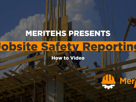 Jobsite Safety Reporting