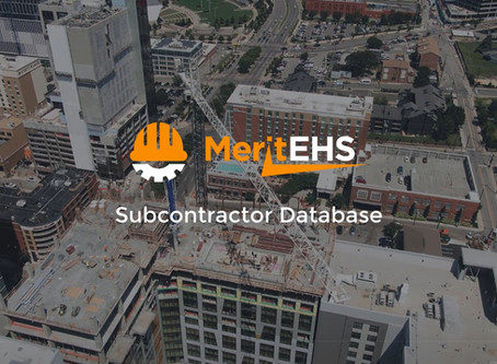 Subcontractor Database