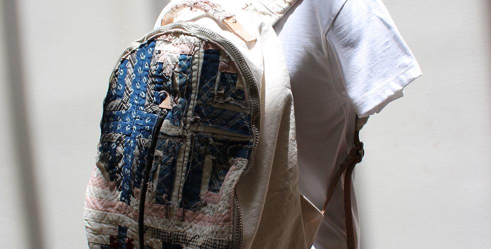Antique Quilt Back Pack