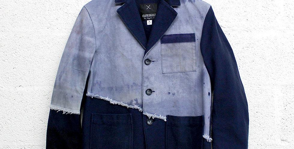 Reused Jacket M <Night lake>