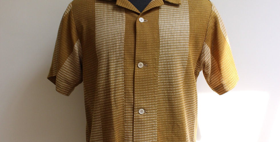vintage wool blend shirts S