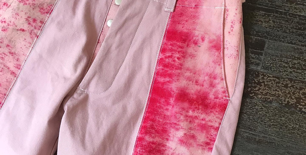TETO project strawberry trousers