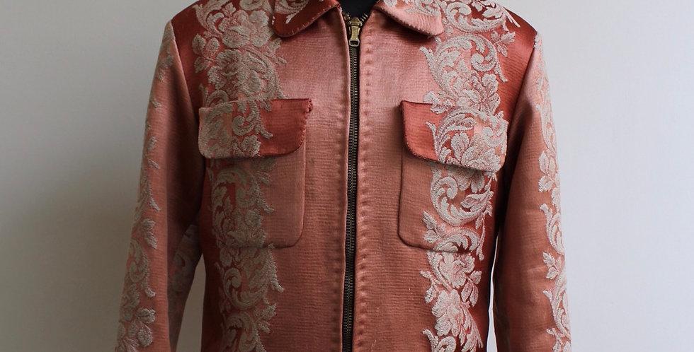 Antique silk jacket
