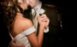Casada pareja de baile